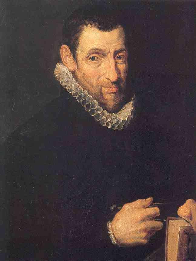 Христофор Плантен. Портрет кисти Рубенса / Wikimedia Commons